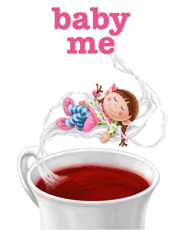 Baby Me tea