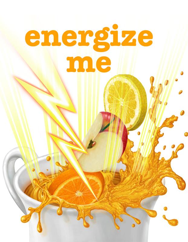 Energize Me Tea