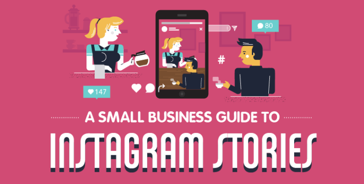 Instagram Stories for Small Business – Infographic